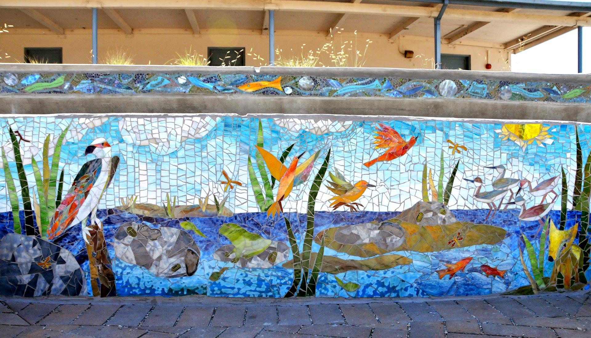 zoe mosaics - our river jewels
