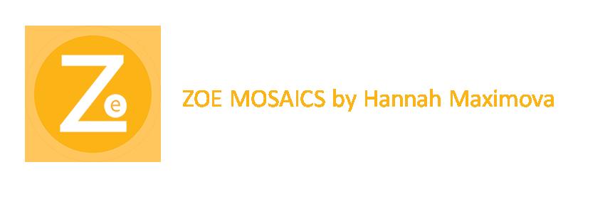 Zoey Mosaics by Hannah Maximova